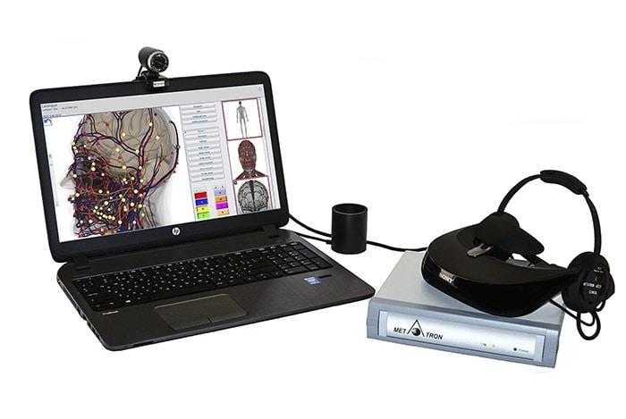 Компьютерная диагностика организма человека на аппарате «Метатрон»