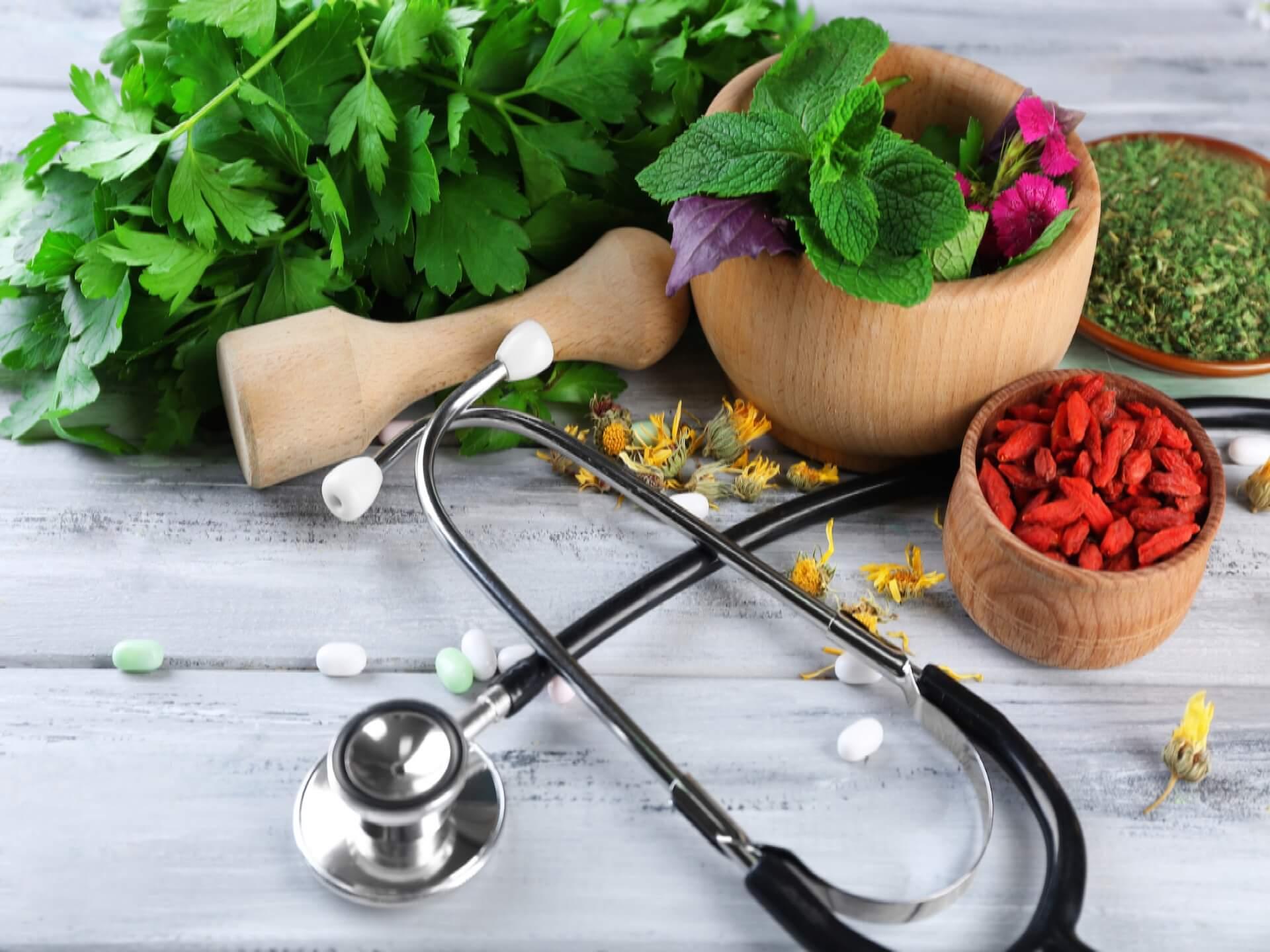Системное применение продуктов Natural Health